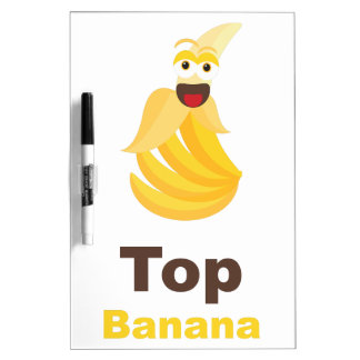Top Banana Dry Erase Board