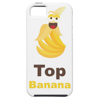 Top Banana iPhone 5 Cases