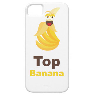 Top Banana iPhone 5 Cover