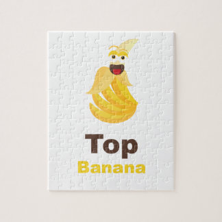 Top Banana Jigsaw Puzzle