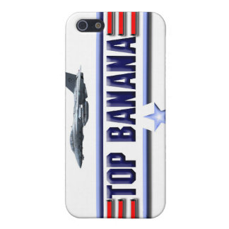 Top Banana Logo iPhone 5 Case