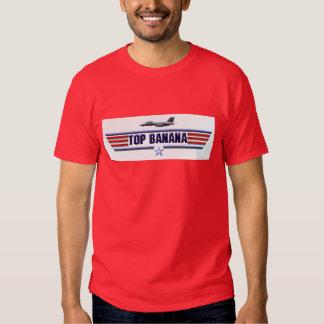 Top Banana Logo T Shirt