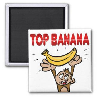 Top Banana Magnet