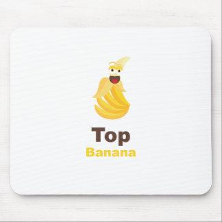 Top Banana Mousepads