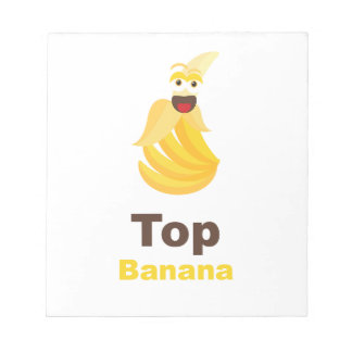Top Banana Notepads