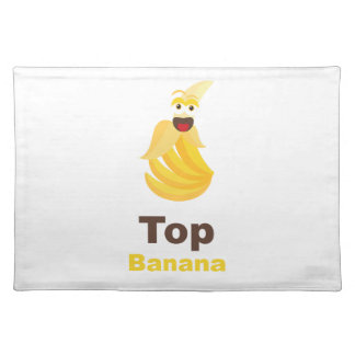 Top Banana Placemat