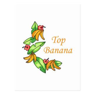 Top Banana Postcard