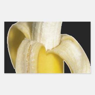 """Top Banana"" Rectangular Sticker"