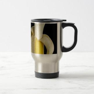 """Top Banana"" Stainless Steel Travel Mug"