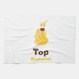 Top Banana Hand Towel
