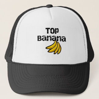 Top Banana Trucker Hat