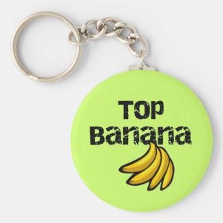 Top Banana Tshirts and Gifts Key Chains