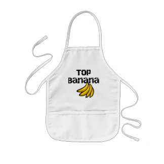 Top Banana Tshirts and Gifts Kids Apron