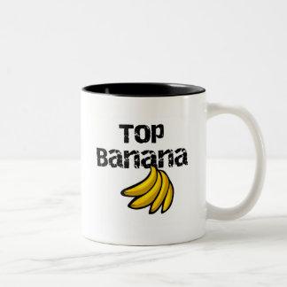 Top Banana Tshirts and Gifts Coffee Mugs