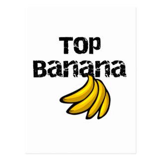 Top Banana Tshirts and Gifts Postcard