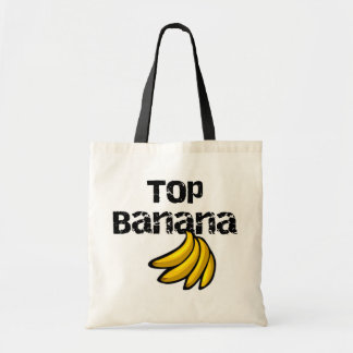 Top Banana Tshirts and Gifts Tote Bag