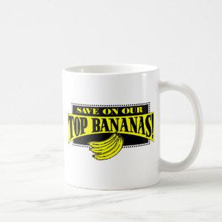 Top Bananas Mugs