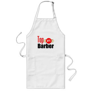Top Barber Long Apron