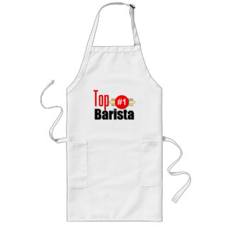 Top Barista Long Apron