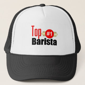 Top Barista Trucker Hat