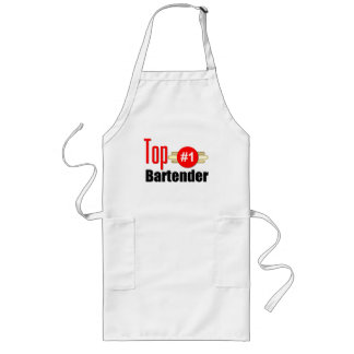 Top Bartender Long Apron