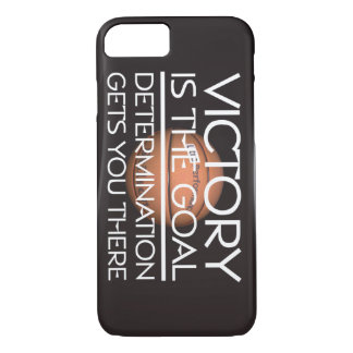 TOP Basketball Victory Slogan iPhone 7 Case