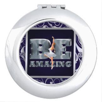 TOP Be Amazing Ballet Vanity Mirrors