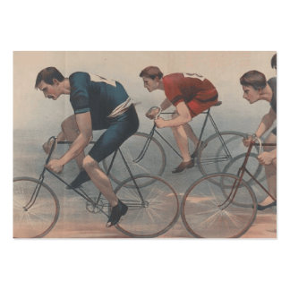 TOP Bike Race Pack Of Chubby Business Cards
