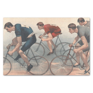 TOP Bike Race Tissue Paper