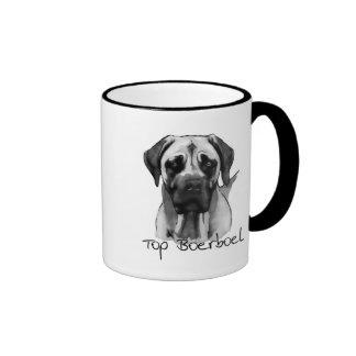 Top Boerboel Coffee Mug
