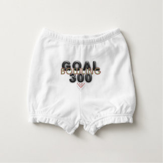 TOP Bowling Goal Nappy Cover