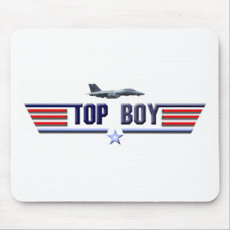 Top Boy Logo Mousepads