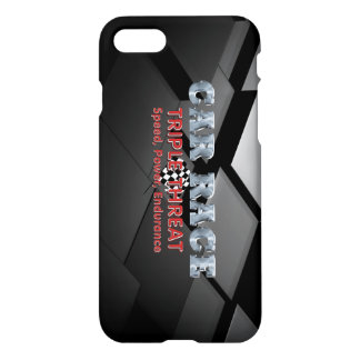 TOP Car Race Triple iPhone 7 Case