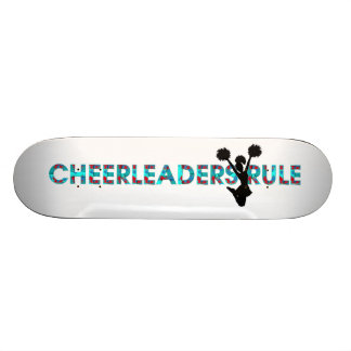 TOP Cheerleaders Rule 19.7 Cm Skateboard Deck