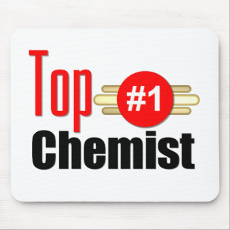 Top Chemist Mouse Pad