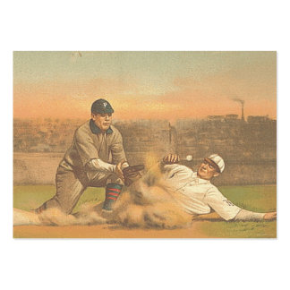 TOP Classic Baseball Business Card