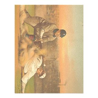 TOP Classic Baseball Full Color Flyer
