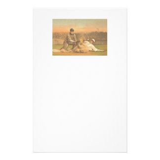 TOP Classic Baseball Stationery