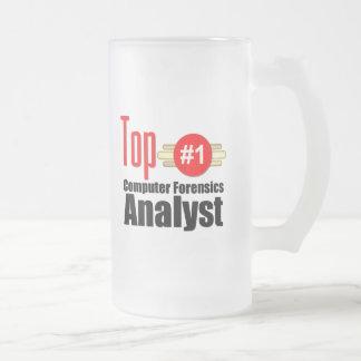 Top Computer Forensics Analyst Coffee Mug