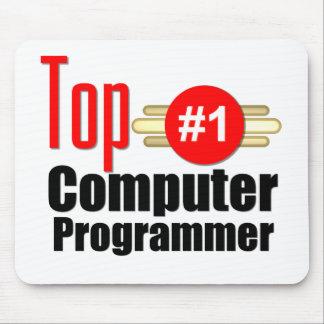 Top Computer Programmer Mousepads