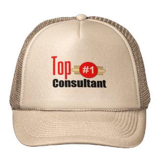 Top Consultant Trucker Hats