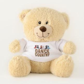 TOP Country Line Dance Teddy Bear