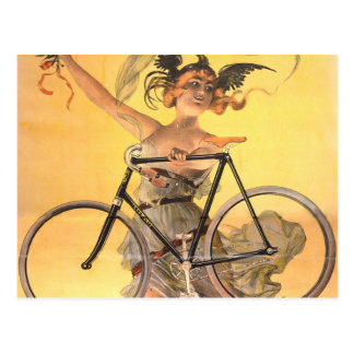 TOP Cycling Life Postcard