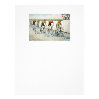 TOP Cycling Old School Custom Flyer