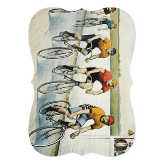 TOP Cycling Old School Personalized Announcements