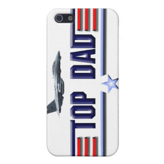 Top Dad Logo Cover For iPhone 5/5S