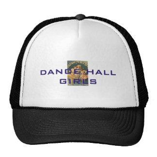 TOP Dance Hall Girls Mesh Hat