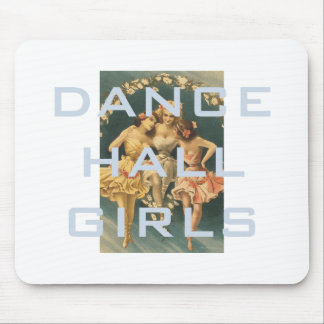 TOP Dance Hall Girls Mousepads