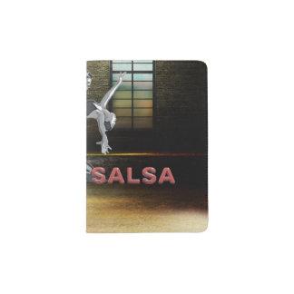TOP Dance Salsa Passport Holder