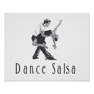 TOP Dance Salsa Poster